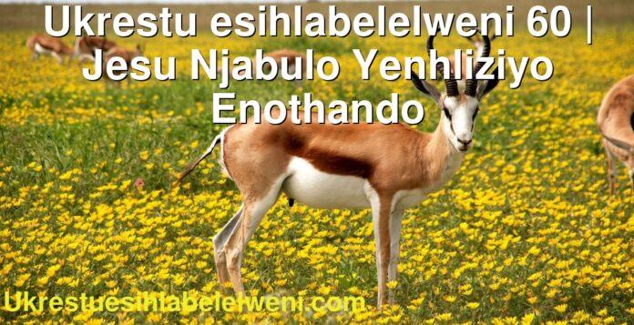 Ukrestu esihlabelelweni 60 | Jesu Njabulo Yenhliziyo Enothando