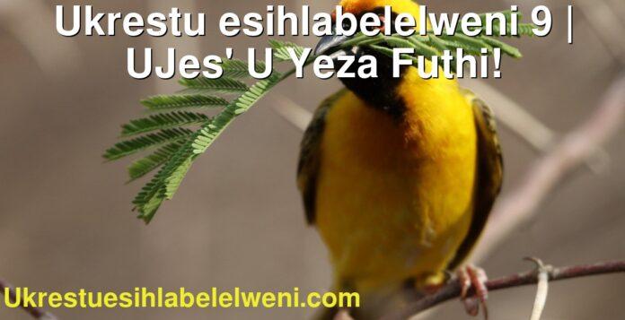 Ukrestu esihlabelelweni 9 | UJes' U Yeza Futhi!